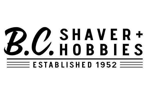 BC Shavers & Hobbies – NOW OPEN