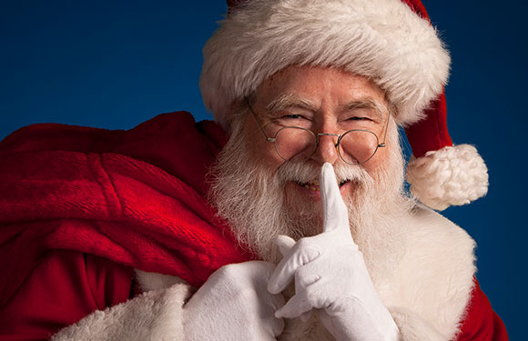 Santa Photo Kiosk
