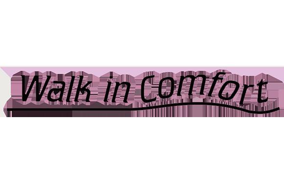 Walk In Comfort – Now Open