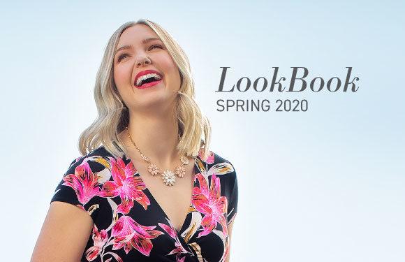 Hillside Spring LookBook 2020