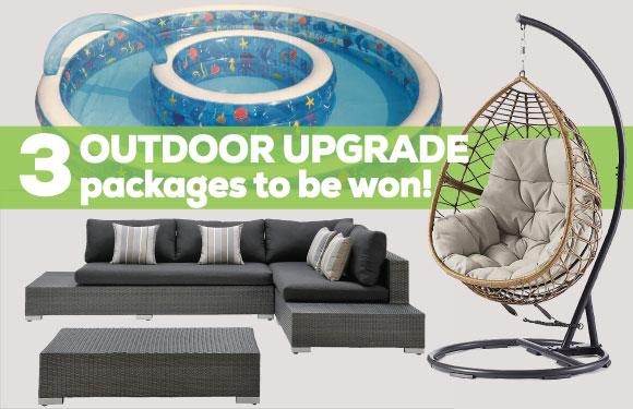 Win a Summer Outdoor Upgrade