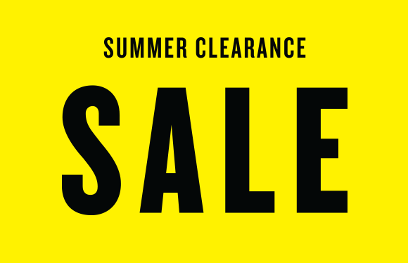 Summer Clearance Participants July 10 -19 2020