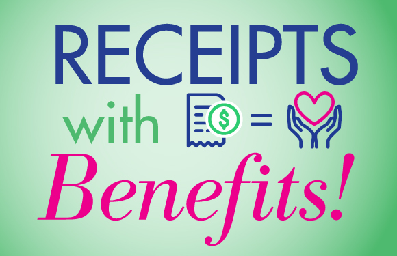 Receipts with Benefits