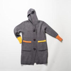 Belissima - Coat Orange Yelllow
