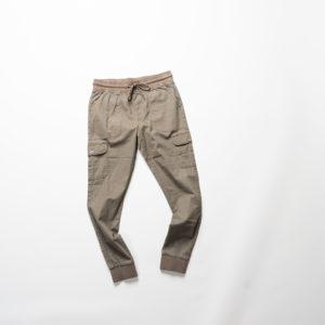 Below the Belt - Tan Pants