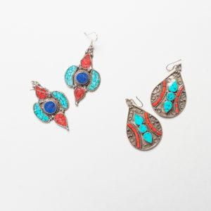 Global Village - Earrings